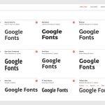 企業サイトでも使いやすい<br/>おすすめ Google Fonts