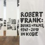 ロバート・フランクの</br>斬新な展覧会