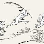 『鳥獣戯画』が見たくて<br>中之島香雪美術館へ